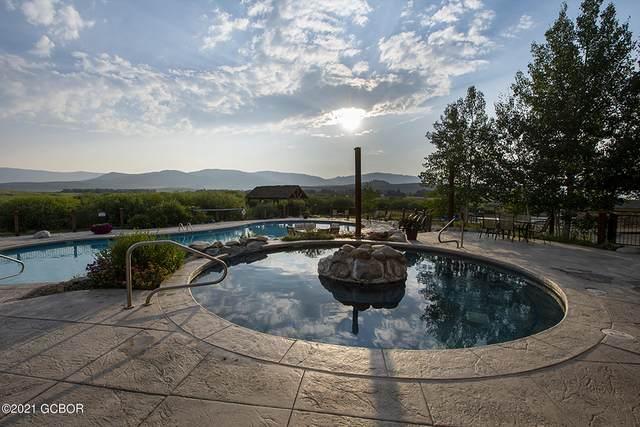 880 Saddle Ridge Circle, Granby, CO 80446 (MLS #21-228) :: The Real Estate Company