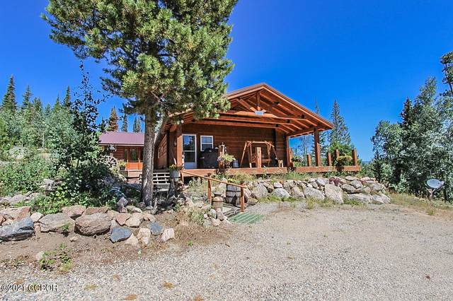 2227 County Road 164, Kremmling, CO 80459 (MLS #21-253) :: The Real Estate Company