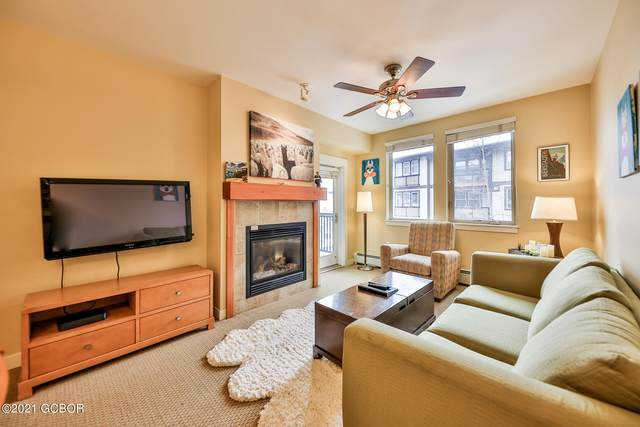 670 Winter Park Drive #3519, Winter Park, CO 80482 (MLS #21-254) :: The Real Estate Company