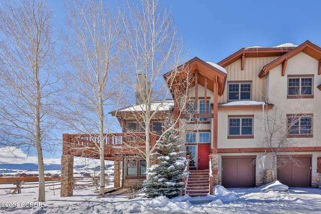 623 Ten Mile Drive, Granby, CO 80446 (MLS #21-260) :: The Real Estate Company