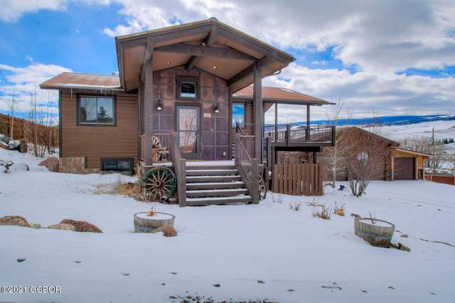 297 County Rd 1012, Kremmling, CO 80459 (MLS #21-264) :: The Real Estate Company