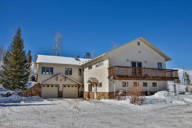 555 Gcr 54, Granby, CO 80446 (MLS #21-268) :: The Real Estate Company