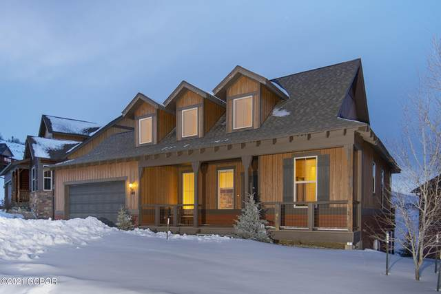 148 Sagebrush Trail, Granby, CO 80446 (MLS #21-273) :: The Real Estate Company