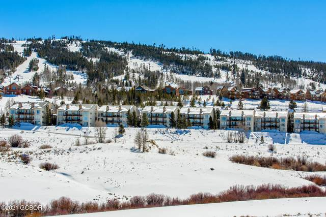 96 Mountainside Drive B-48, Granby, CO 80446 (MLS #21-285) :: The Real Estate Company