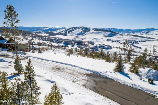 445 Pawnee Lane, Granby, CO 80446 (MLS #21-314) :: The Real Estate Company