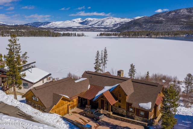 720 Co Rd 66, Grand Lake, CO 80447 (MLS #21-344) :: The Real Estate Company