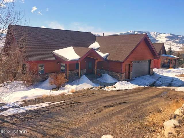 150 W Diamond Avenue, Granby, CO 80446 (MLS #21-353) :: The Real Estate Company