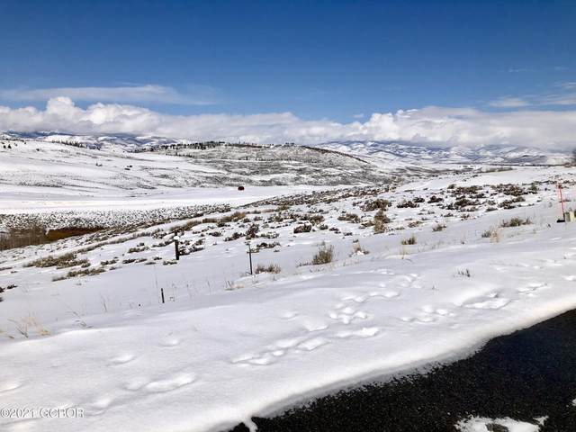 1331 Lower Ranch View Road, Granby, CO 80446 (MLS #21-360) :: The Real Estate Company