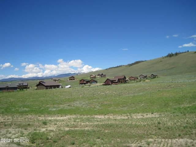143 Gcr 8947/Silver Sage Road, Granby, CO 80446 (MLS #21-368) :: The Real Estate Company