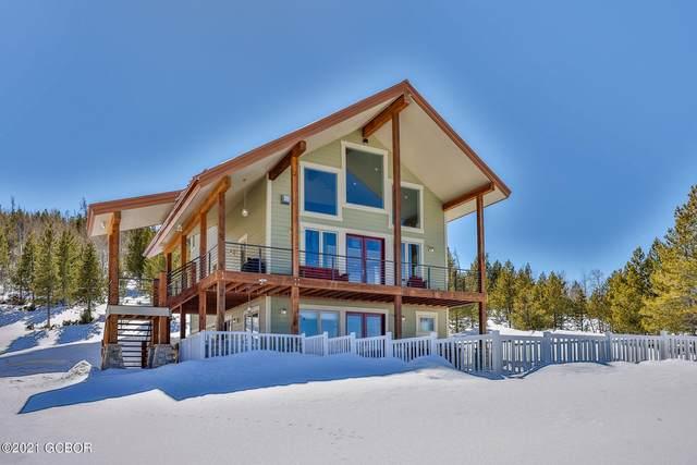 2430 Gcr 60, Granby, CO 80446 (MLS #21-411) :: The Real Estate Company