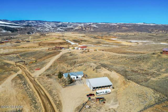 205 Gcr 12, Kremmling, CO 80459 (MLS #21-435) :: The Real Estate Company