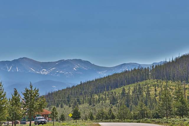 162 Gcr 5151, Tabernash, CO 80478 (MLS #21-444) :: The Real Estate Company