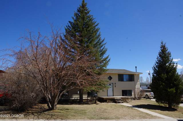 314 18th Street, Kremmling, CO 80459 (MLS #21-458) :: The Real Estate Company
