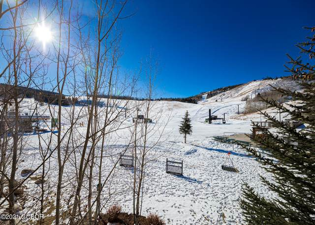 300 Basecamp Circle #209, Granby, CO 80446 (MLS #21-460) :: The Real Estate Company