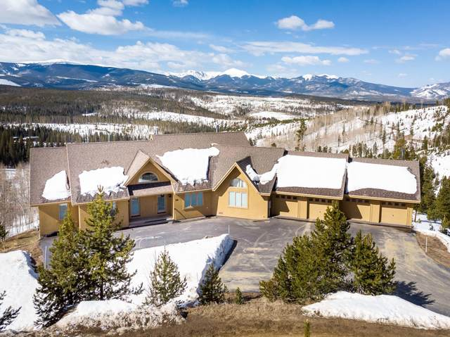 76 Gcr 812, Fraser, CO 80442 (MLS #21-470) :: The Real Estate Company