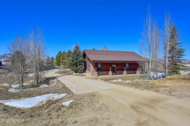 41 Gcr 8941, Granby, CO 80446 (MLS #21-481) :: The Real Estate Company