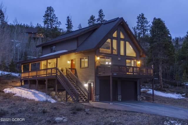 264 Gcr 896, Granby, CO 80446 (MLS #21-500) :: The Real Estate Company