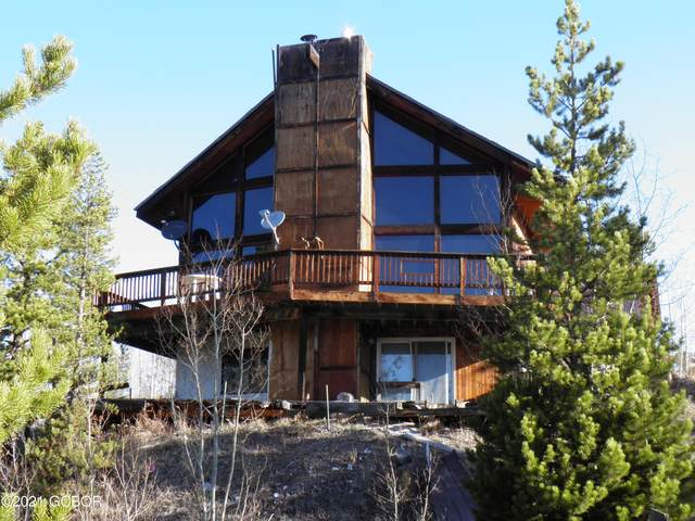 104 Gcr 4481, Grand Lake, CO 80447 (MLS #21-506) :: The Real Estate Company