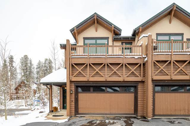 23 Crescent View, Winter Park, CO 80482 (MLS #21-521) :: The Real Estate Company