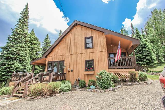 370 Gcr 134, Kremmling, CO 80459 (MLS #21-525) :: The Real Estate Company