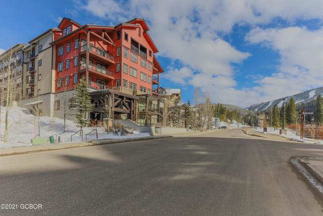 580 Winter Park Drive #4667, Winter Park, CO 80482 (MLS #21-539) :: The Real Estate Company