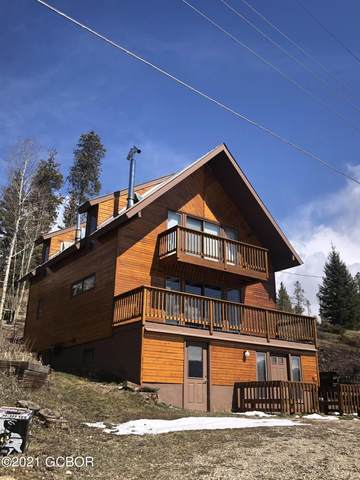 1078 Gcr 494, Grand Lake, CO 80447 (MLS #21-552) :: The Real Estate Company