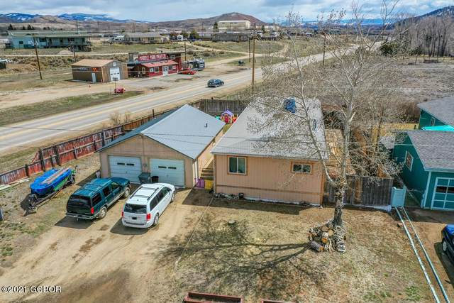 704 S 10TH Street, Kremmling, CO 80459 (MLS #21-562) :: The Real Estate Company