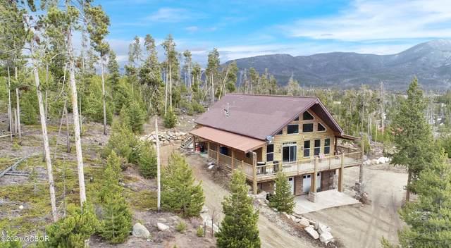 300 & 85 Gcr 4431 Aka Black Hawk Ln, Grand Lake, CO 80447 (MLS #21-563) :: The Real Estate Company