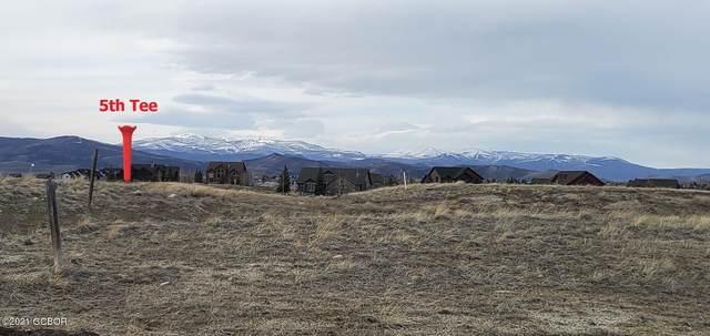 641 Buckhorn Drive, Granby, CO 80446 (MLS #21-578) :: The Real Estate Company