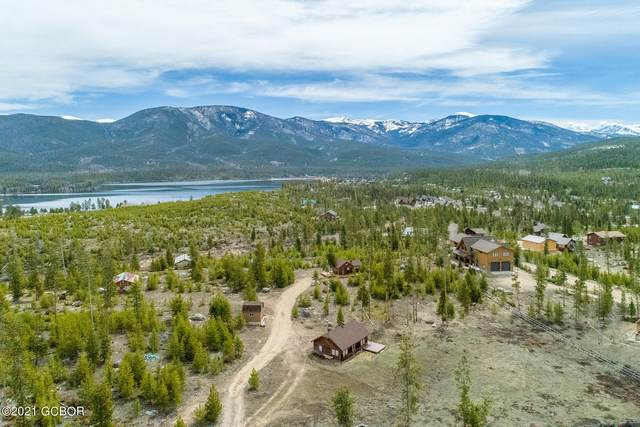 11 Gcr 4628, Grand Lake, CO 80447 (MLS #21-592) :: The Real Estate Company