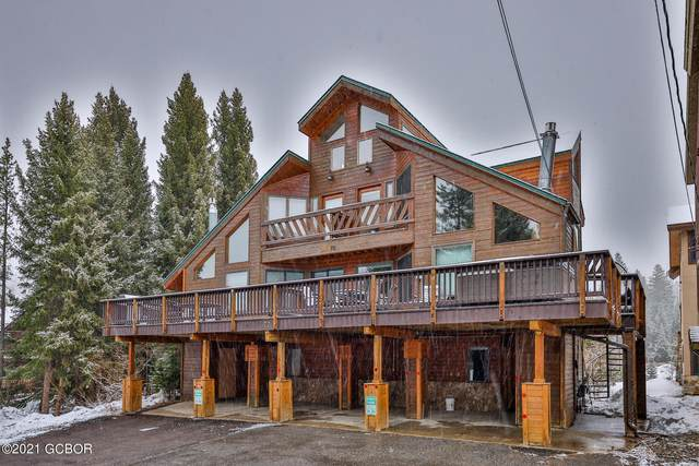 Address Not Published, Winter Park, CO 80482 (MLS #21-602) :: The Real Estate Company