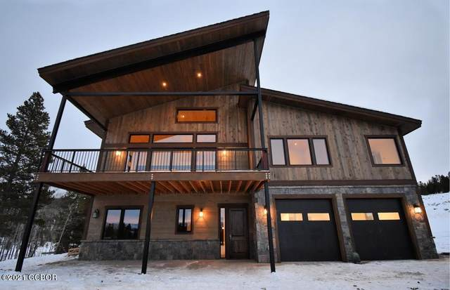 2031 County Rd 6234, Granby, CO 80446 (MLS #21-61) :: The Real Estate Company