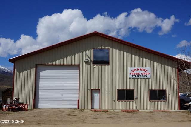 357 E Grand Avenue, Hot Sulphur Springs, CO 80451 (MLS #21-611) :: The Real Estate Company