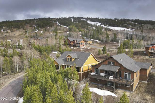 220 First Track Lane, Granby, CO 80446 (MLS #21-614) :: The Real Estate Company