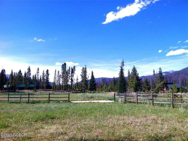 1720 Gcr 491, Grand Lake, CO 80447 (MLS #21-629) :: The Real Estate Company
