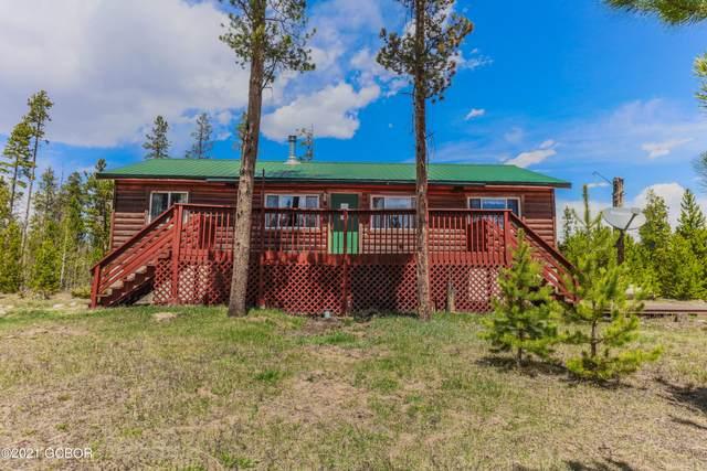 415 Gcr 666, Grand Lake, CO 80447 (MLS #21-644) :: The Real Estate Company