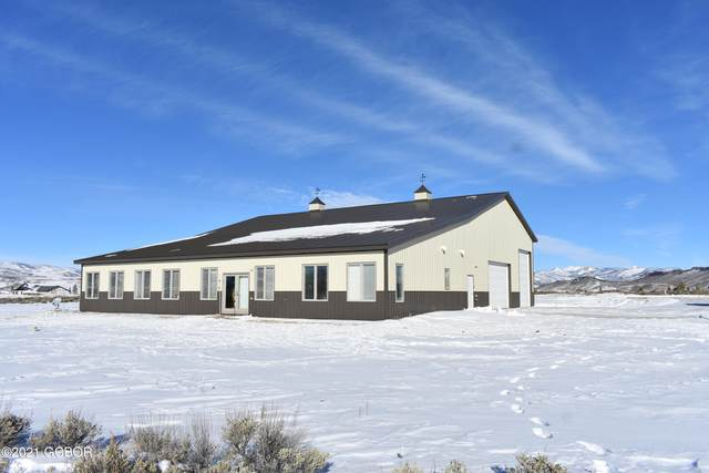 114 Gcr 6231, Granby, CO 80446 (MLS #21-67) :: The Real Estate Company