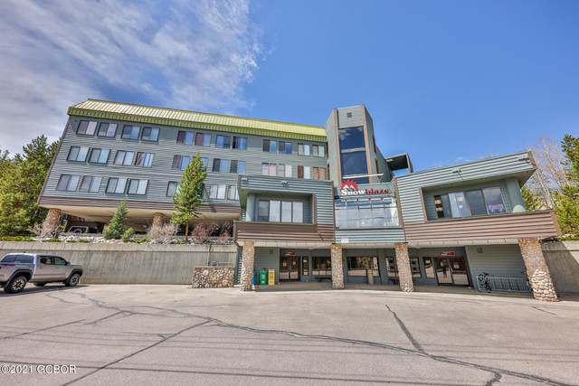 79114 Us Hwy 40 E-100, Winter Park, CO 80482 (MLS #21-687) :: The Real Estate Company