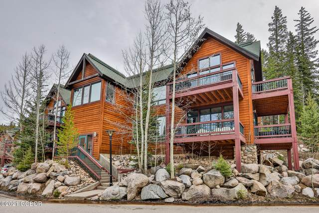 20 Trademark Drive #1, Winter Park, CO 80482 (MLS #21-688) :: Clare Day with LIV Sotheby's International Realty