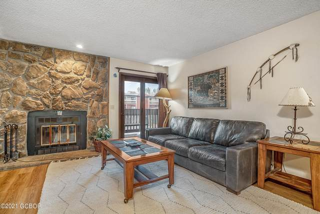 490 Kings Crossing Road #622, Winter Park, CO 80482 (MLS #21-698) :: The Real Estate Company