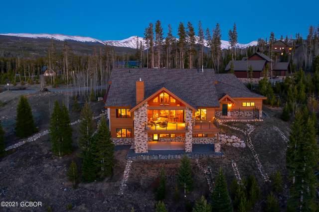 100 Leland Creek, Winter Park, CO 80482 (MLS #21-721) :: The Real Estate Company