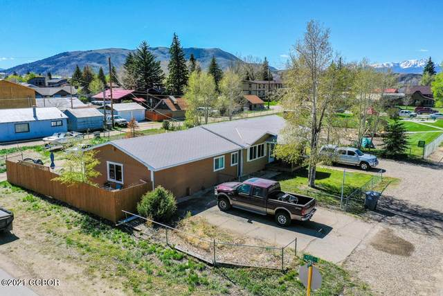 202 S 5TH, Kremmling, CO 80459 (MLS #21-730) :: The Real Estate Company