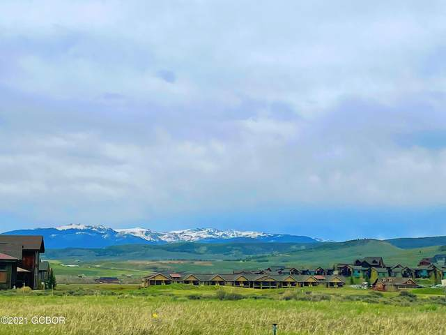 1571 Wildhorse Circle, Granby, CO 80446 (MLS #21-735) :: The Real Estate Company