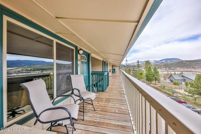 309 Gcr 804 E301, Fraser, CO 80442 (MLS #21-741) :: Clare Day with LIV Sotheby's International Realty