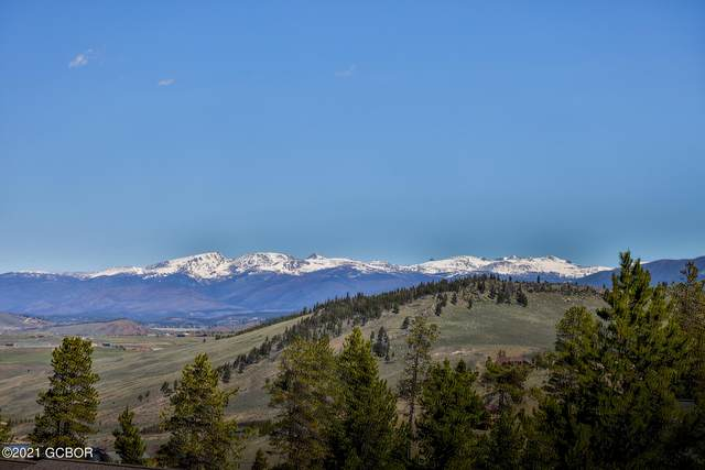 Address Not Published, Granby, CO 80446 (MLS #21-747) :: The Real Estate Company