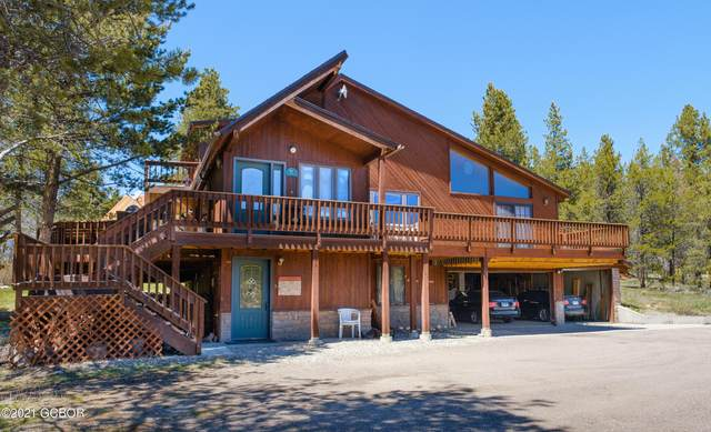 59 County Rd 509, Fraser, CO 80442 (MLS #21-754) :: The Real Estate Company