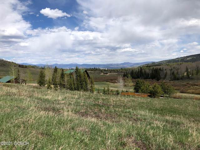782 County Rd 160, Kremmling, CO 80459 (MLS #21-763) :: The Real Estate Company