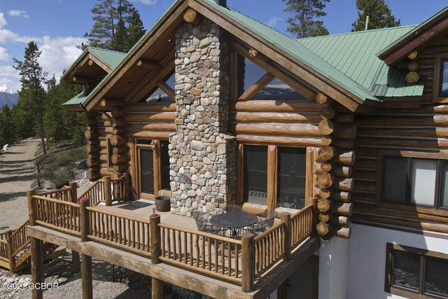 534 Gcr 855, Tabernash, CO 80478 (MLS #21-771) :: The Real Estate Company
