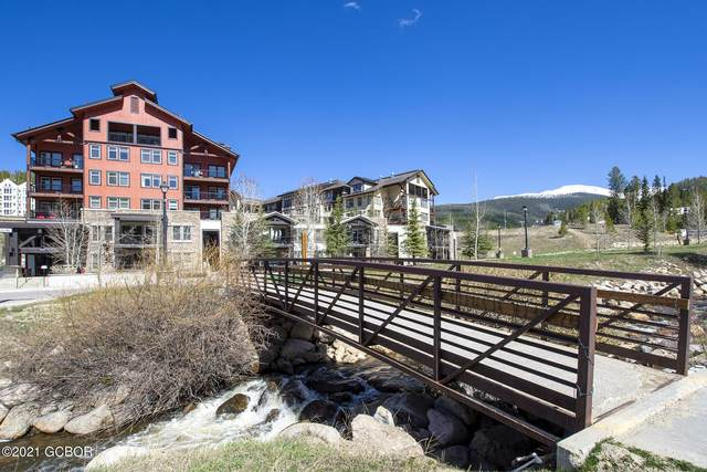 580 Winter Park #4648, Winter Park, CO 80482 (MLS #21-775) :: The Real Estate Company