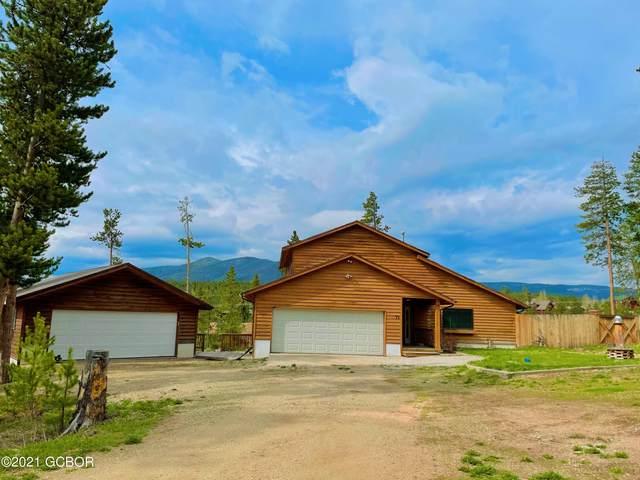 71 Gcr 8511, Tabernash, CO 80478 (MLS #21-784) :: The Real Estate Company